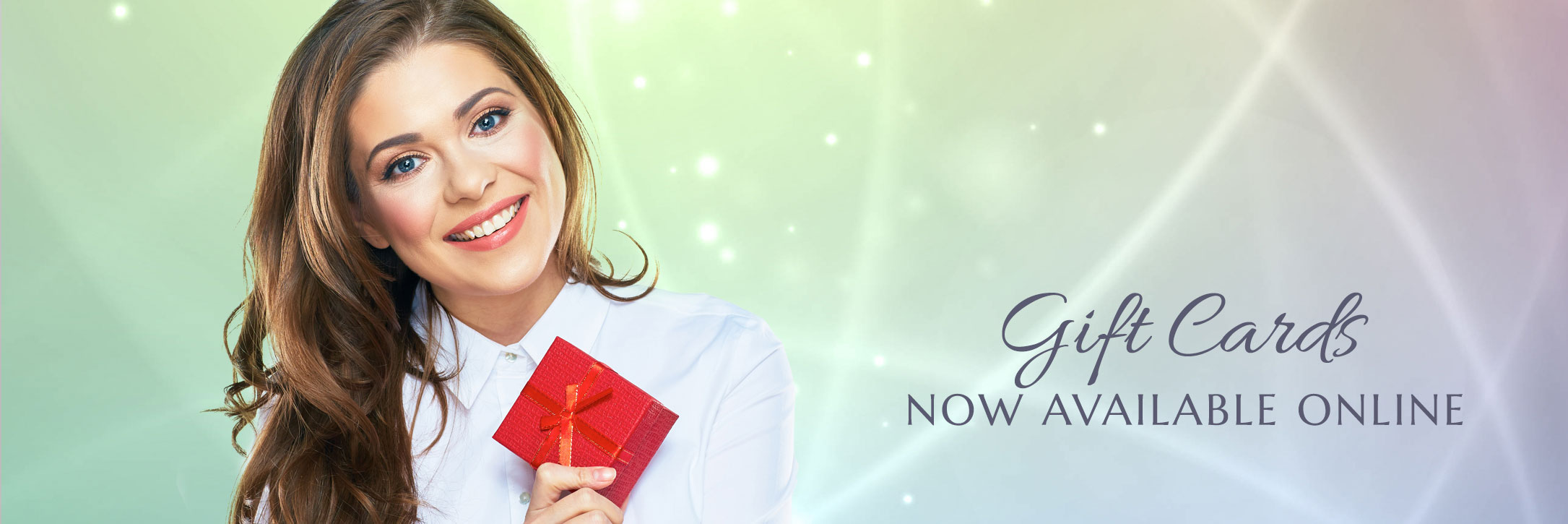 Gift Cards Now Available Online